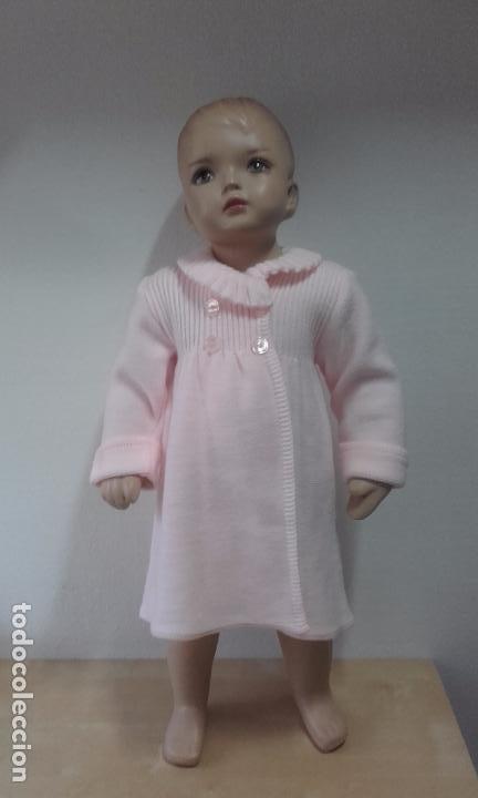 Abrigo para muñeca, Reborn o bebé (12 meses) segunda mano