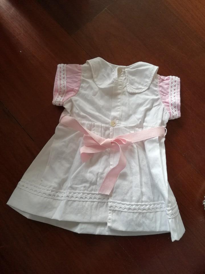 Reproducciones Muñecas Españolas: Vestido antiguo para Gisela Cayetana...V52 - Foto 3 - 112832079