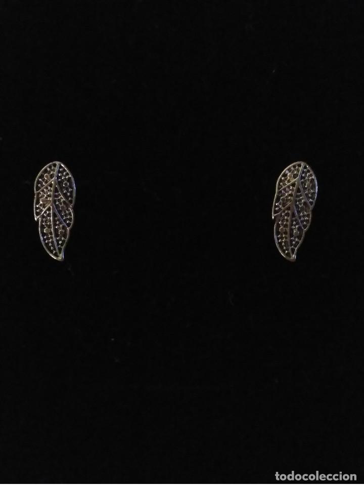 Reproducciones Muñecas Españolas: pendientes para nancy - Foto 3 - 122223723