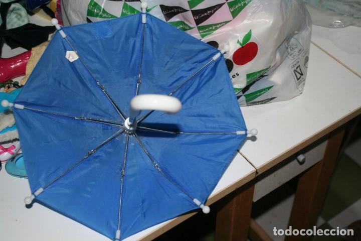 Reproducciones Muñecas Españolas: paraguas muñeca nancy o similar - Foto 3 - 139658542