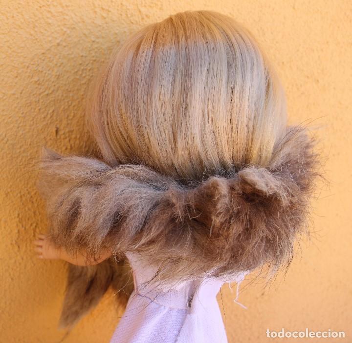 Reproducciones Muñecas Españolas: Estola de cola de zorro auténtico para Nancy - Foto 2 - 155255042
