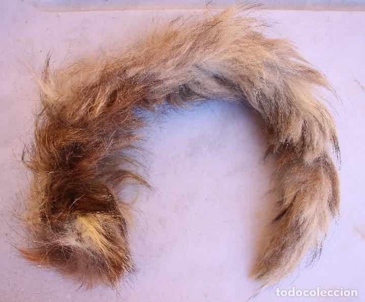 Reproducciones Muñecas Españolas: Estola de cola de zorro auténtico para Nancy - Foto 7 - 155255042