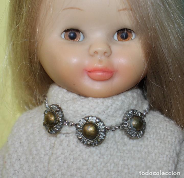 Reproducciones Muñecas Españolas: Réplica del collar dorado de Nancy 70 - Foto 2 - 158264138