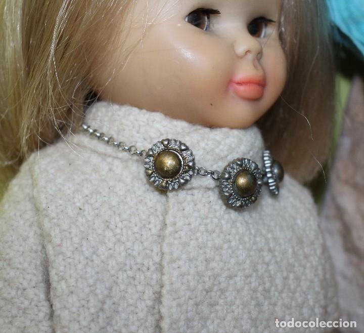 Reproducciones Muñecas Españolas: Réplica del collar dorado de Nancy 70 - Foto 3 - 158264138