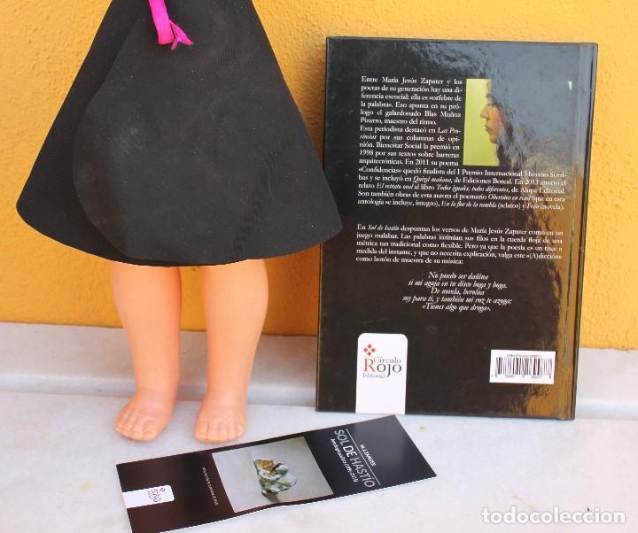 Reproducciones Muñecas Españolas: Falda cóctel en caucho para Nancy y libro firmado de M. J. Zapater - Foto 7 - 160143726