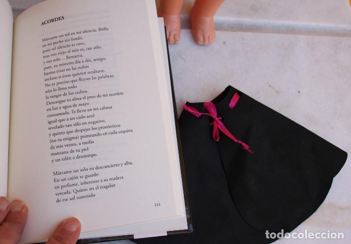 Reproducciones Muñecas Españolas: Falda cóctel en caucho para Nancy y libro firmado de M. J. Zapater - Foto 8 - 160143726