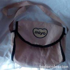 Reproducciones Muñecas Españolas: BOLSO DE MIYO, DE TELA. Lote 165784970