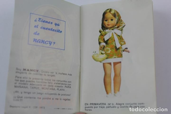Reproducciones Muñecas Españolas: CR-271. CATALOGO NANCY AÑO 1973. - Foto 2 - 178864195
