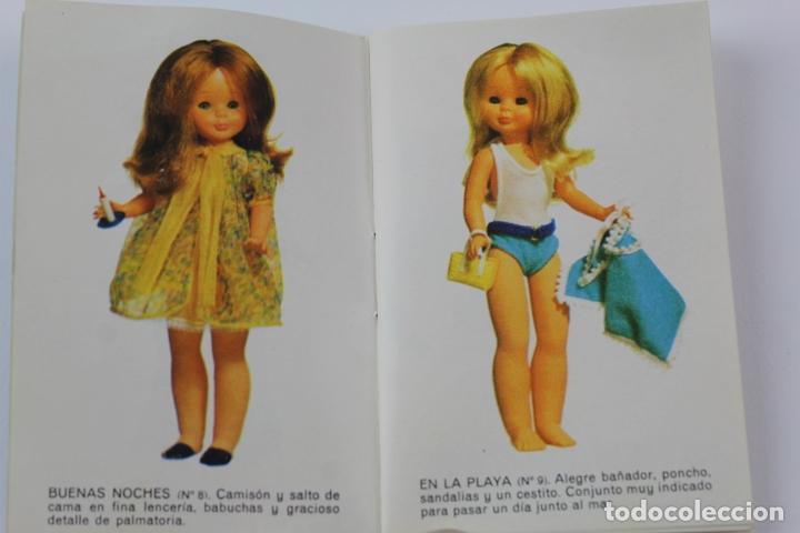 Reproducciones Muñecas Españolas: CR-271. CATALOGO NANCY AÑO 1973. - Foto 3 - 178864195