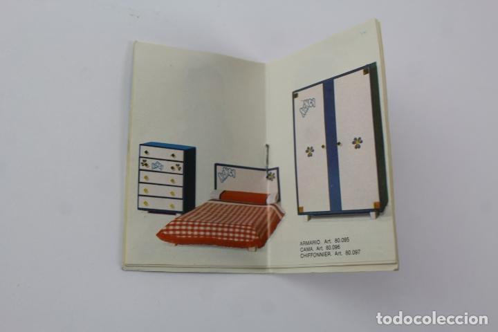 Reproducciones Muñecas Españolas: CR-271. CATALOGO NANCY AÑO 1973. - Foto 4 - 178864195