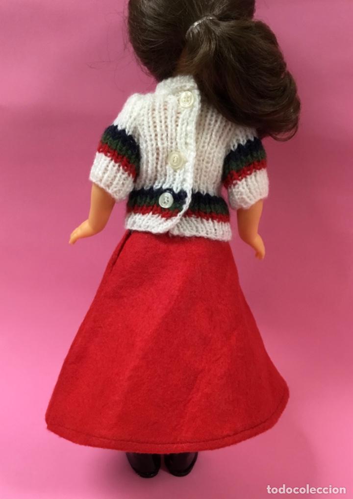 Reproducciones Muñecas Españolas: Réplica vestido Mañana de Nancy - Foto 4 - 183710723
