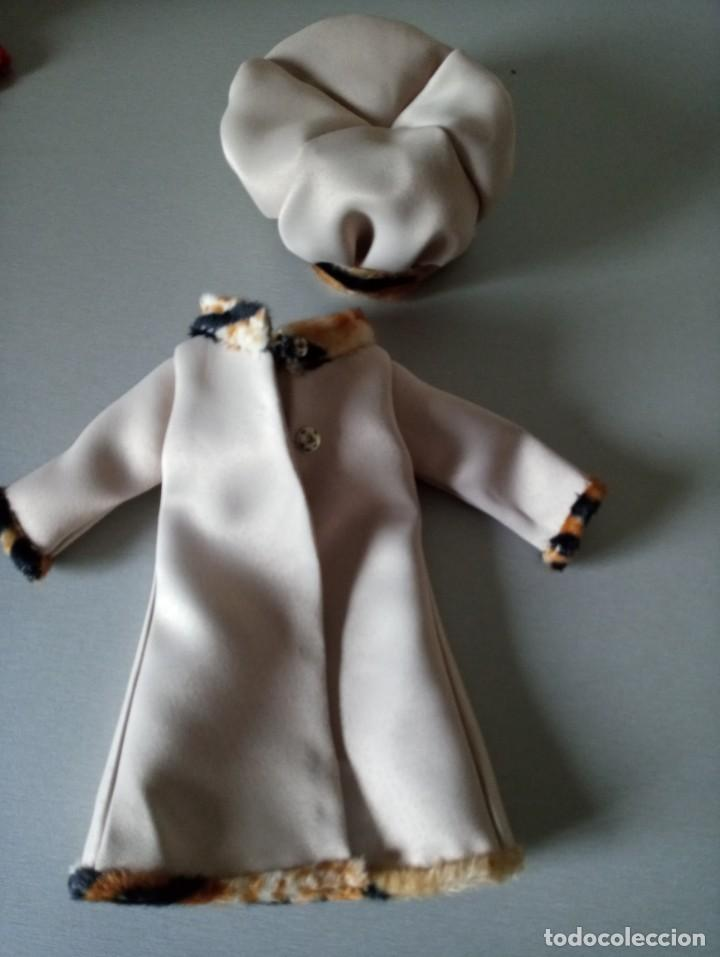 Reproducciones Muñecas Españolas: abrigo con boina para nancy - Foto 5 - 192241643