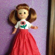 Reproduções Bonecas Espanholas: RÉPLICA MODELO ORLEANS PARA LESLY. Lote 194158100