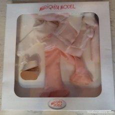 Reproducciones Muñecas Españolas: VESTIDO MARIQUITA PEREZ MODEL TRAJE. Lote 194386425