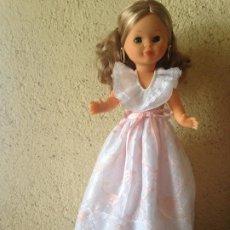 Reproduções Bonecas Espanholas: NANCY: REPLICA DEL DIFICIL Y BONITO CONJUNTO DE LOS 80. Lote 202703171