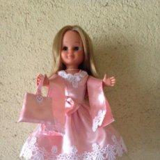 Reproduções Bonecas Espanholas: NANCY: RÉPLICA CONJUNTO CEREMONIA DE COLECCION QUIRON.. Lote 209364432