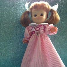 Reproduções Bonecas Espanholas: LESLY : RÉPLICA DE DIFICIL Y RARO CONJUNTO LESLY. Lote 229253825