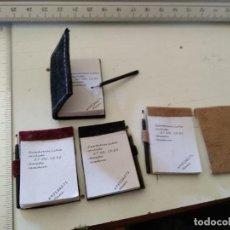 Reproductions Poupées Espagnoles: BLOCK DE NOTAS. Lote 235612810