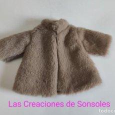 Reproducciones Muñecas Españolas: REPLICA ABRIGO DIAS DE FRÍO PARA NANCY. Lote 241452870