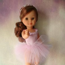 Reproduções Bonecas Espanholas: REPLICA CONJUNTO BALLET EN VERSIÓN ROSA PARA NANCY. Lote 242902320
