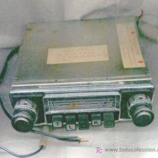 Coches y Motocicletas: RADIO DE COCHE SHARP, ANTIGUO. Lote 27315446