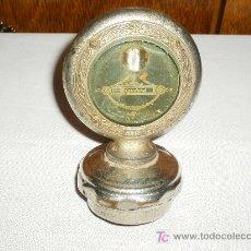 Coches y Motocicletas: TAPON DE RADIADOR DE AUTO STANDART AMERICANO 1920.. Lote 27590110