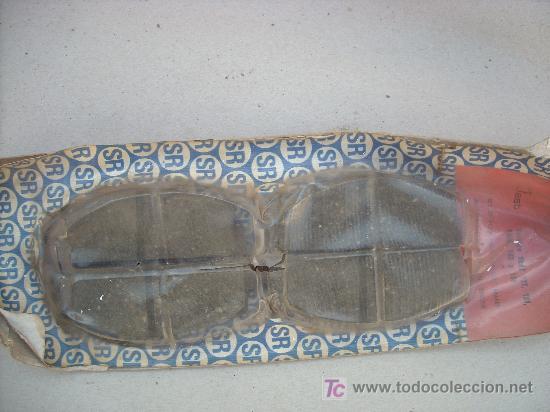 JUEGO DE 4 PASTILLAS DE FRENO TRASERAS PARA SEAT- 127 - 124 - 1430 - 132 - 131 (Coches y Motocicletas - Repuestos y Piezas (antiguos y clásicos))