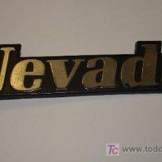 Coches y Motocicletas: LOGOTIPO DE RENAULT NEVADA. Lote 8488667
