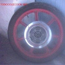Coches y Motocicletas: RUEDA LLANTA DE ALUMINIO MORINI 500. Lote 4618176