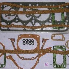 Coches y Motocicletas: SEAT 128 1200 - JUEGO COMPLETO DE JUNTAS DE MOTOR - A ESTRENAR. Lote 95574095
