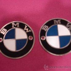 Coches y Motocicletas: ANAGRAMAS DE BMW EN CHAPA, PARA MOTOS Y COCHES BMW.. Lote 177964584