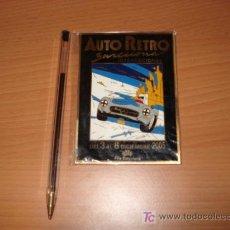 Coches y Motocicletas: CHAPA AUTO RETRO 2005. Lote 18560122
