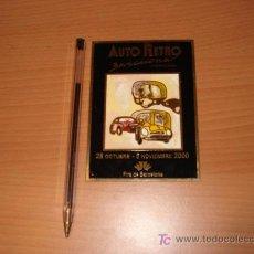 Autos und Motorräder - PLACA ESMALTADA DE AUTO RETRO DEL 2000 - 18900459