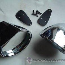 Coches y Motocicletas: SEAT - FIAT ABARTH, 124, 125, 131, 1430 Y OTROS: PAREJA DE ESPEJOS CROMADOS VITALONI. Lote 24365716