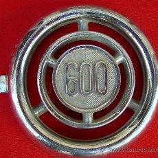 Coches y Motocicletas: EMBLEMA SEAT 600 . Lote 72741813