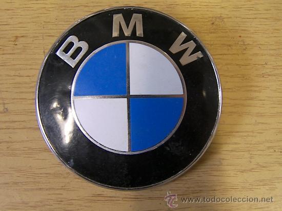 ANAGRAMA BMW DE PLASTICO (Coches y Motocicletas - Repuestos y Piezas (antiguos y clásicos))