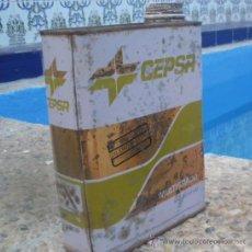 Coches y Motocicletas: LATA DE ACEITE CEPSA MULTIGRADO, 2 LITROS.. Lote 14366962