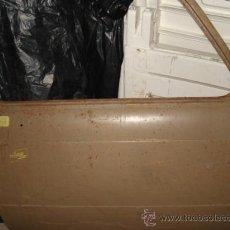 Coches y Motocicletas: PUERTA DELANTERA IZQUIERDA SEAT 850 NUEVA - RECAMBIO ORIGINAL SEAT. Lote 15061482