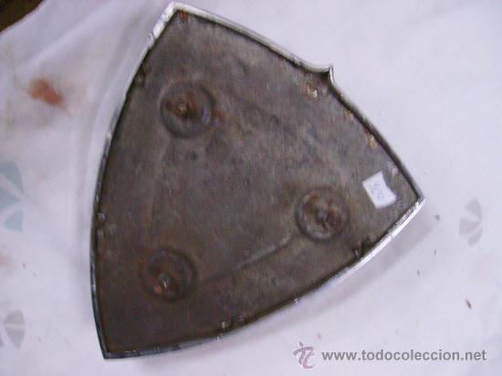 Coches y Motocicletas: ESCUDO DE PEUGEOT -ALUMINIO -ANAGRAMA - Foto 2 - 195387456