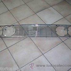 Coches y Motocicletas: FIAT 124 SPECIAL - SEAT 124 Y 1430 ESPECIAL: REJILLA METALICA (PARRILLA) DELANTERA NUEVA ORIGINAL. Lote 28517261