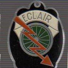 Coches y Motocicletas: PLACA O CHAPA -MARCA DE BICICLETA -ECLAIR. Lote 18211934