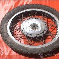 Coches y Motocicletas - RUEDA SANGLAS 400 POLICIA - 25731838