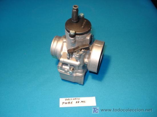 Carburador dellorto de 38, modelo phbe 38 ms, n - Sold