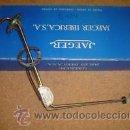 Coches y Motocicletas: FIAT - SEAT 124 FL-LS, SEAT 1430: AFORADOR INDICADOR NIVEL DE COMBUSTIBLE.. Lote 28111846