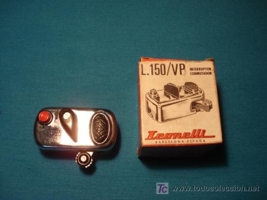 Interruptor de luces leonelli modelo l 150 vp comprar repuestos y piezas en todocoleccion - Interruptores clasicos ...
