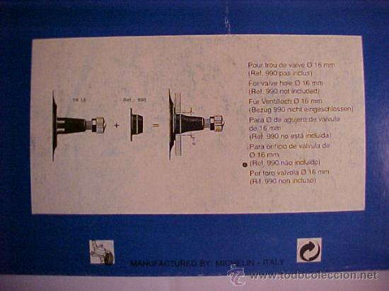 Coches y Motocicletas: cámaras para ruedas coche antiguo - Foto 3 - 26971461