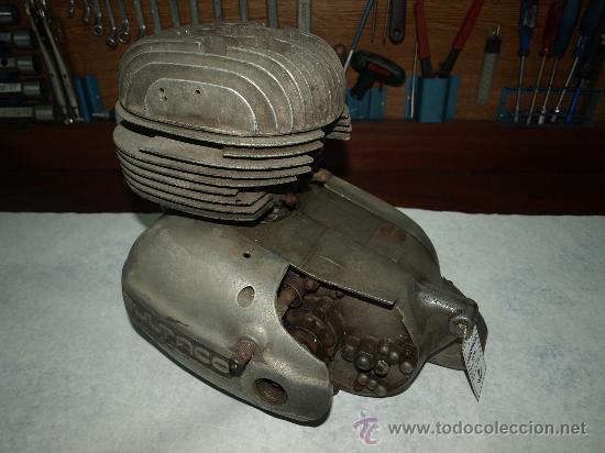 Bultaco motor de kart                  san - Sold through