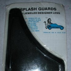 Coches y Motocicletas: FALDILLAS GUARDABARROS PARA COCHE CLASICO RENAULT SPLASH GUARDS. Lote 120577579