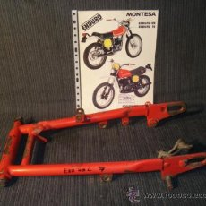 Coches y Motocicletas: BASCULANTE DE MONTESA ENDURO 75 L.. Lote 25132570