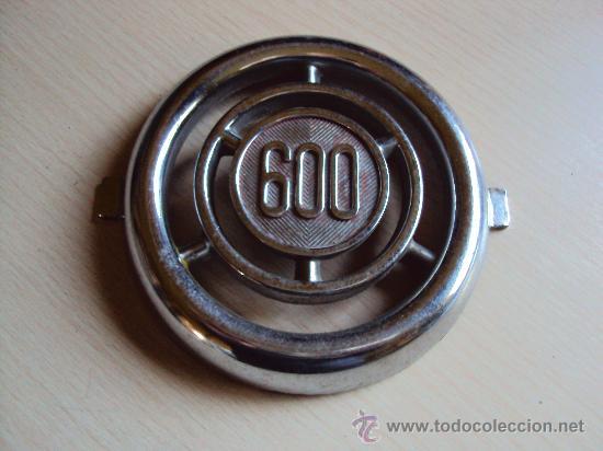 SEAT 600 8 (Coches y Motocicletas - Repuestos y Piezas (antiguos y clásicos))